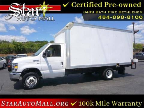 2017 Ford E-Series Chassis for sale at STAR AUTO MALL 512 in Bethlehem PA