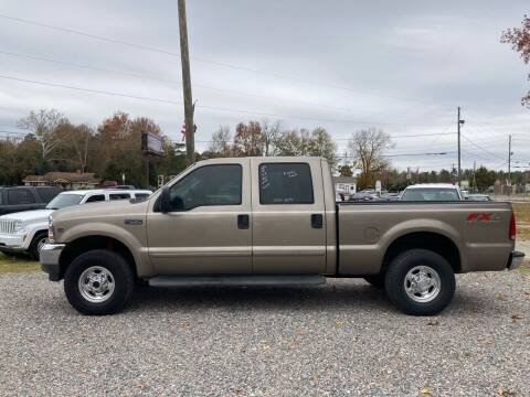 2003 Ford F-250 Super Duty for sale at Joye & Company INC, in Augusta GA