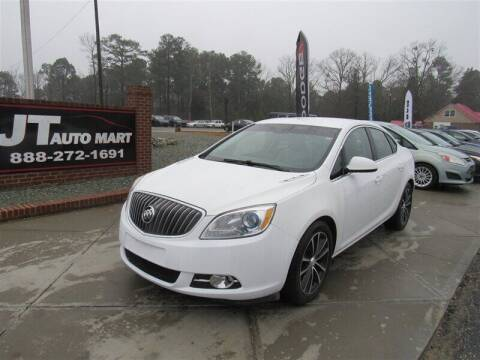 2017 Buick Verano for sale at J T Auto Group in Sanford NC