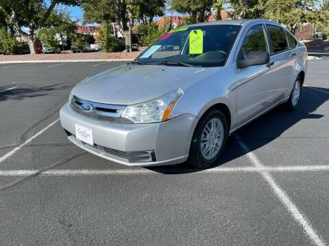 2011 Ford Focus for sale at GALLIAN DISCOUNT AUTO in Saint George UT