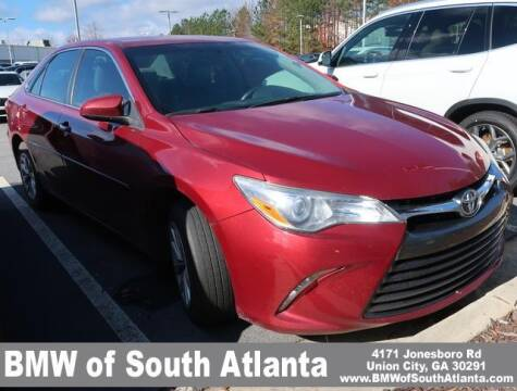 2015 Toyota Camry for sale at Carol Benner @ BMW of South Atlanta in Union City GA