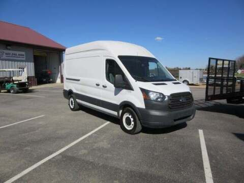 2017 Ford Transit Cargo for sale at Stoufers Auto Sales, Inc in Madison Lake MN