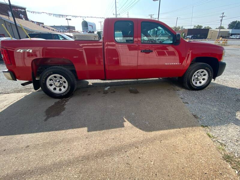 2011 Chevrolet Silverado 1500 for sale at Casey Classic Cars in Casey IL