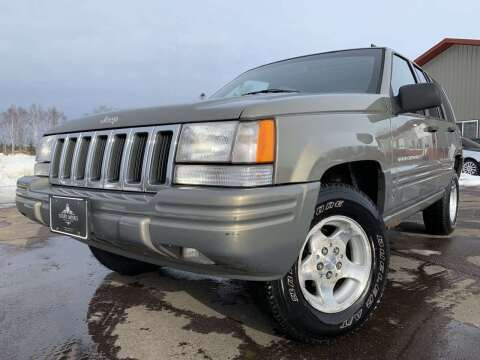 1998 Jeep Grand Cherokee for sale at LUXURY IMPORTS in Hermantown MN