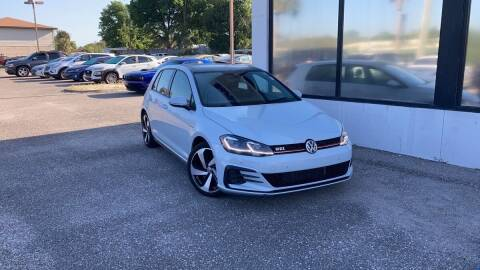 2018 Volkswagen Golf GTI for sale at Classic Cars of Palm Beach in Jupiter FL