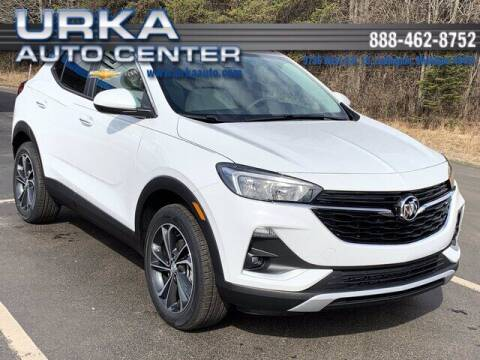 2021 Buick Encore GX for sale at Urka Auto Center in Ludington MI