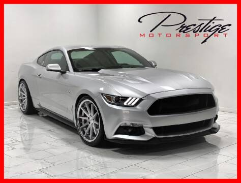 2015 Ford Mustang for sale at Prestige Motorsport in Rancho Cordova CA