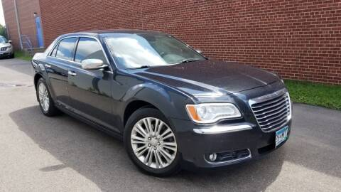 2014 Chrysler 300 for sale at Minnesota Auto Sales in Golden Valley MN