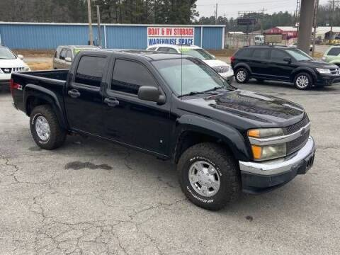2006 Chevrolet Colorado for sale at Greenbrier Auto Sales in Greenbrier AR