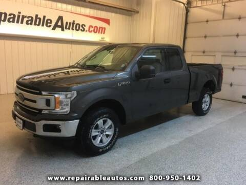 2018 Ford F-150 for sale at Ken's Auto in Strasburg ND