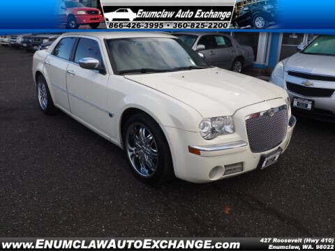 2007 Chrysler 300 for sale at Enumclaw Auto Exchange in Enumclaw WA