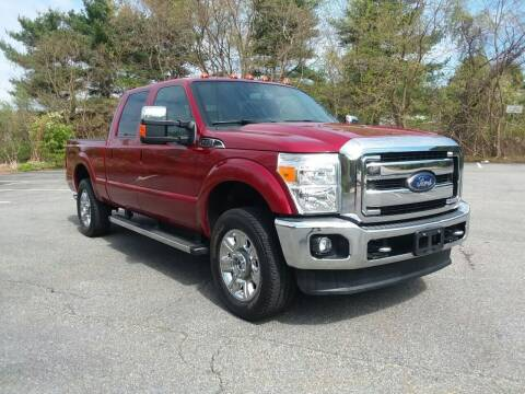 2015 Ford F-250 Super Duty for sale at Westford Auto Sales in Westford MA