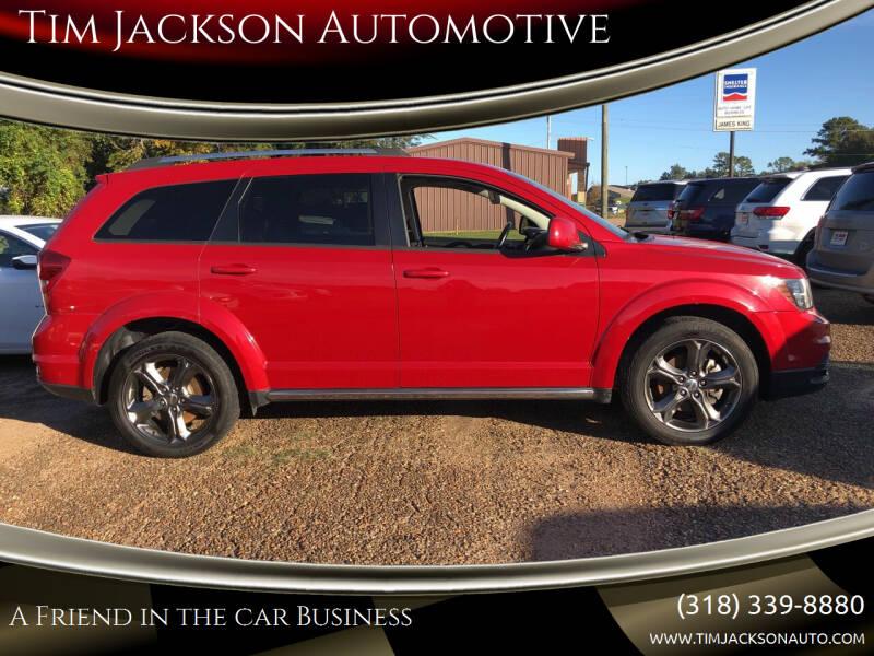 2015 Dodge Journey for sale at Tim Jackson Automotive in Jonesville LA