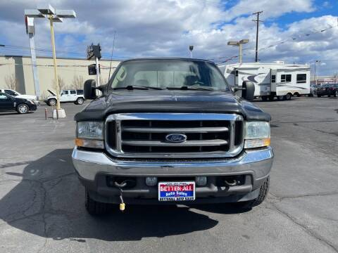 2003 Ford F-350 Super Duty for sale at Better All Auto Sales in Yakima WA