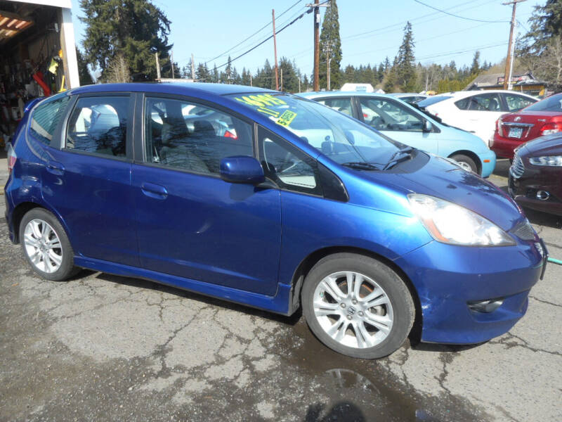 2011 Honda Fit for sale at Lino's Autos Inc in Vancouver WA