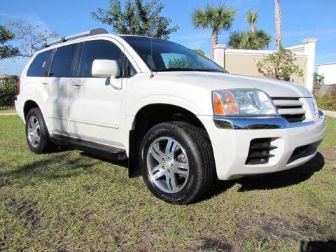 2004 Mitsubishi Endeavor for sale at Kaler Auto Sales in Wilton Manors FL