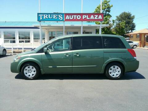 2004 Nissan Quest for sale at True's Auto Plaza in Union Gap WA