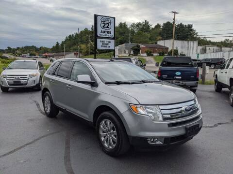 2007 Ford Edge for sale at Route 22 Autos in Zanesville OH