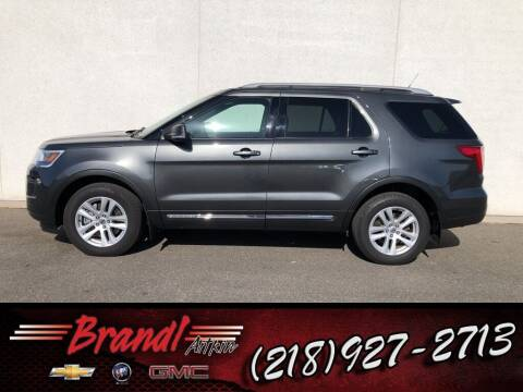 2019 Ford Explorer for sale at Brandl GM in Aitkin MN