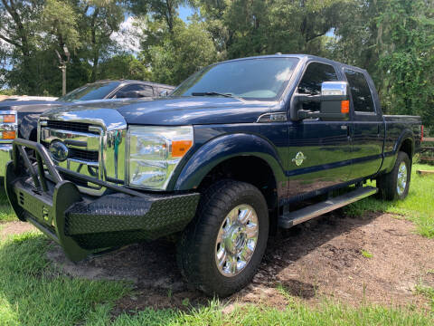 2015 Ford F-250 Super Duty for sale at Gator Truck Center of Ocala in Ocala FL