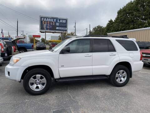2008 Toyota 4Runner for sale at C&R  MOTORS in San Antonio TX