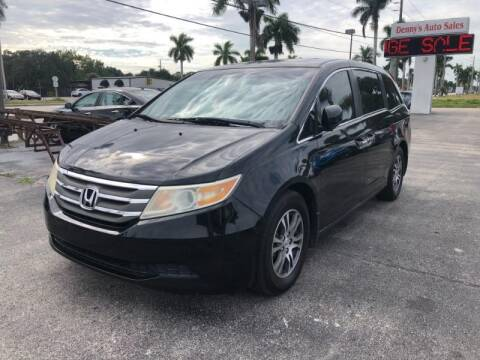 2011 Honda Odyssey for sale at Denny's Auto Sales in Fort Myers FL