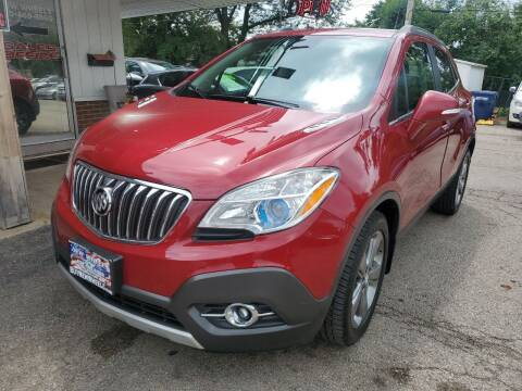 2014 Buick Encore for sale at New Wheels in Glendale Heights IL