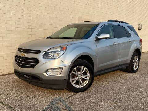 2016 Chevrolet Equinox for sale at Samuel's Auto Sales in Indianapolis IN