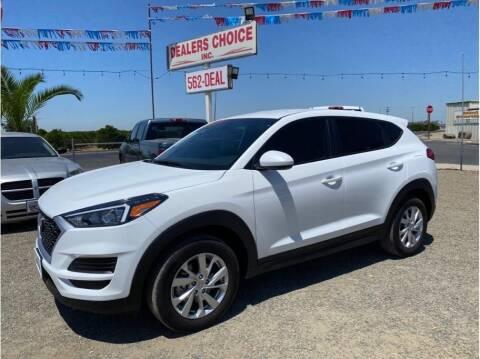 2019 Hyundai Tucson for sale at Dealers Choice Inc in Farmersville CA