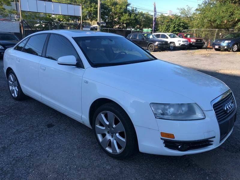 2007 Audi A6 for sale at TD MOTOR LEASING LLC in Staten Island NY