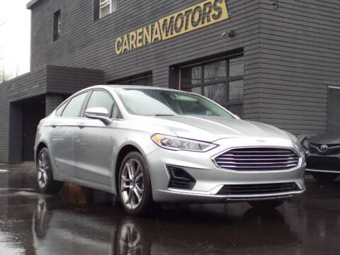2020 Ford Fusion for sale at Carena Motors in Twinsburg OH