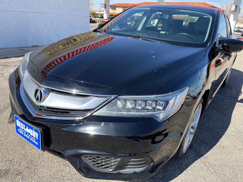 2017 Acura ILX for sale at Best Buy Auto Sales in Hesperia CA