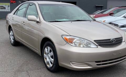 2004 Toyota Camry for sale at Cars 2 Love in Delran NJ