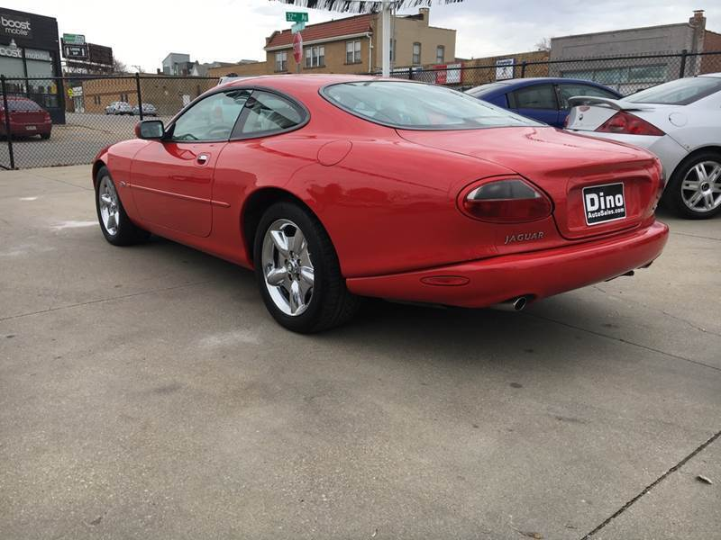1999 Jaguar XK-Series XK8 2dr Coupe - Omaha NE