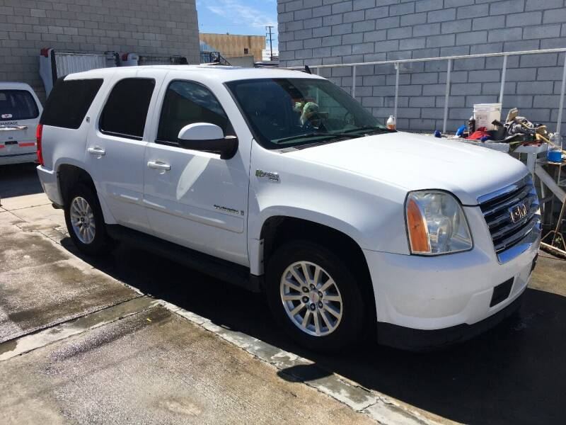 2008 GMC Yukon for sale at OCEAN IMPORTS in Midway City CA
