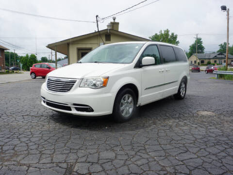 2012 Chrysler Town and Country for sale at Tom Roush Budget Westfield in Westfield IN