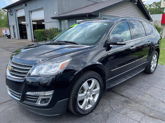 2017 Chevrolet Traverse for sale at HUFF AUTO GROUP in Jackson MI