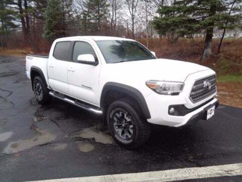2017 Toyota Tacoma for sale at SCHURMAN MOTOR COMPANY in Lancaster NH