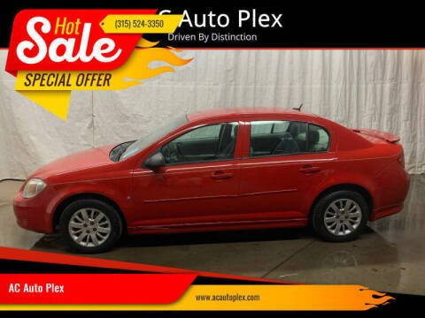 2009 Chevrolet Cobalt for sale at AC Auto Plex in Ontario NY
