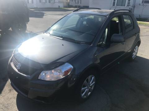 2010 Suzuki SX4 Crossover for sale at RJD Enterprize Auto Sales in Scotia NY