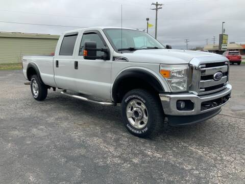 2011 Ford F-350 Super Duty for sale at Stein Motors Inc in Traverse City MI