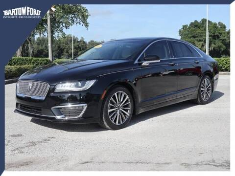 2018 Lincoln MKZ Hybrid for sale at BARTOW FORD CO. in Bartow FL