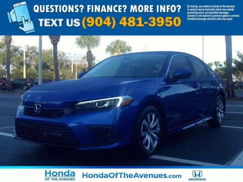 2022 Honda Civic for sale in Jacksonville, FL
