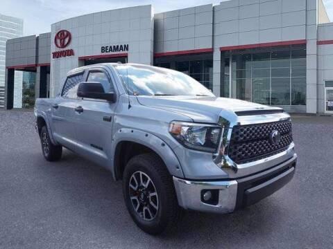 2019 Toyota Tundra for sale at BEAMAN TOYOTA in Nashville TN