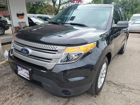 2015 Ford Explorer for sale at New Wheels in Glendale Heights IL