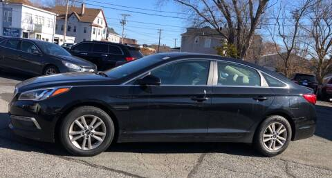 2015 Hyundai Sonata for sale at Top Line Import in Haverhill MA