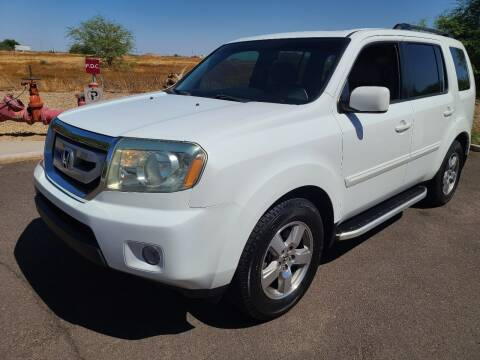 2011 Honda Pilot for sale at NEW UNION FLEET SERVICES LLC in Goodyear AZ