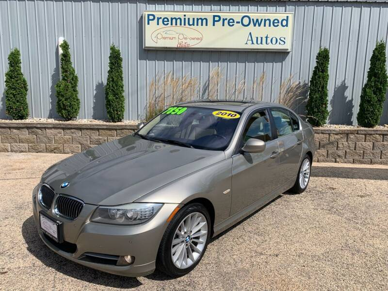 2010 BMW 3 Series for sale at PREMIUM PRE-OWNED AUTOS in East Peoria IL