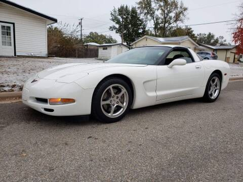 2001 Chevrolet Corvette for sale at Affordable Mobility Solutions, LLC - Standard Vehicles in Wichita KS