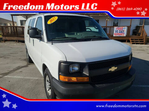 2017 Chevrolet Express Cargo for sale at Freedom Motors LLC in Knoxville TN